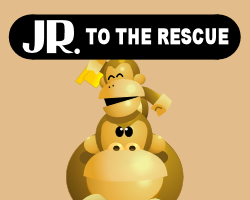 JR to the Rescue